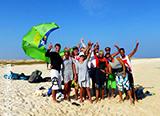 Une croisière en mer Rouge idéale en kite mais aussi pour les personnes ne pratiquant pas - voyages adékua