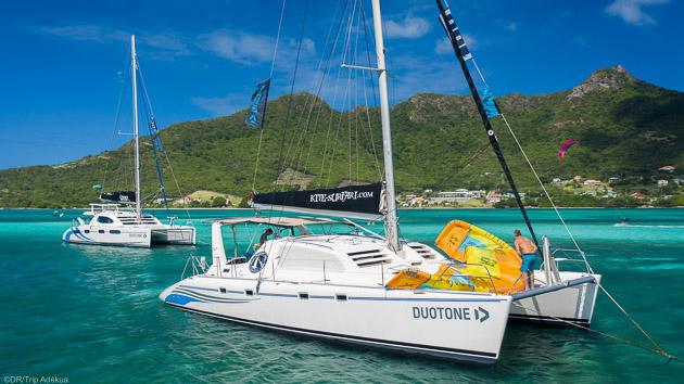 Votre catamaran tout confort pour une croisière de rêve aux Grenadines