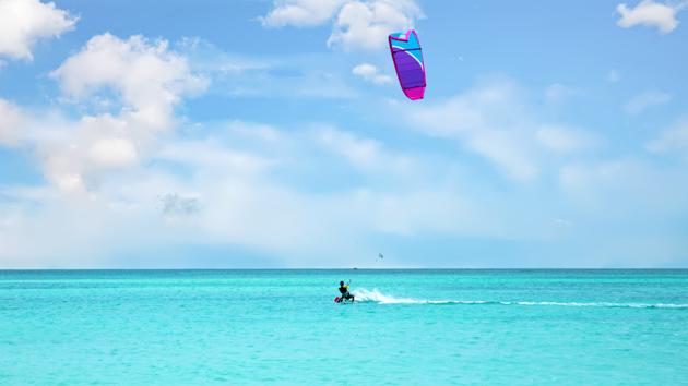 Un séjour kitesurf de rêve à Antigua et Barbuda