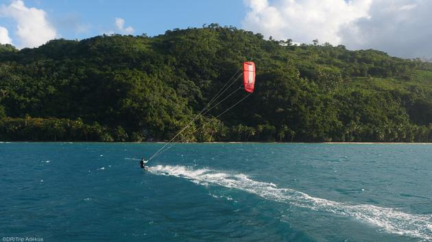 Un croisière kitesurf de rêve en République Dominicaine