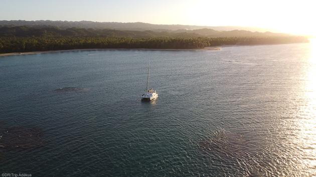 Savourez votre séjour kitesurf en catamaran au large de la République Dominicaine