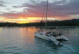 Votre catamaran privé de 47 pieds  - voyages adékua