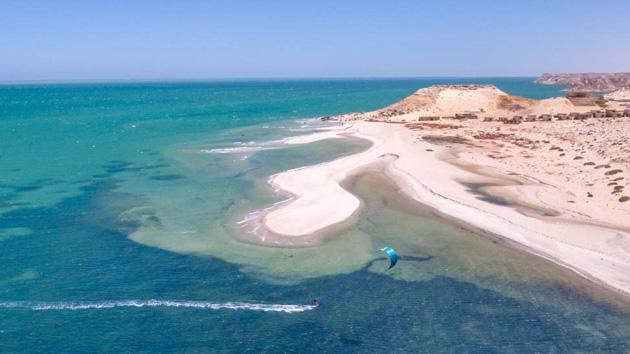 Progressez en kite avec 10 heures de cours sur la lagune de Dakhla