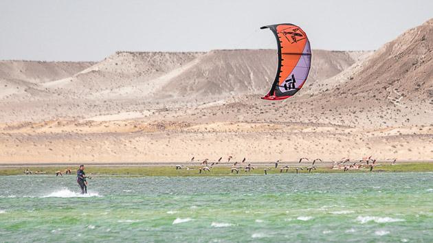 Votre séjour kitesurf à Dakhla au Maroc chez Rachid Roussafi