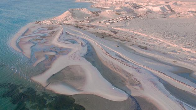 Des vacances kite de rêve sur la lagune de Dakhla au Brésil