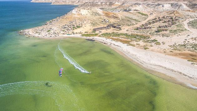Un séjour inoubliable sur la lagune de Dakhla au Maroc