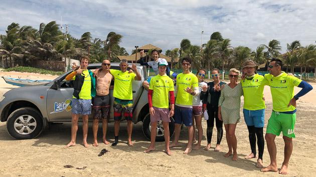 Une expérience kitesurf et humaine au cœur du Brésil