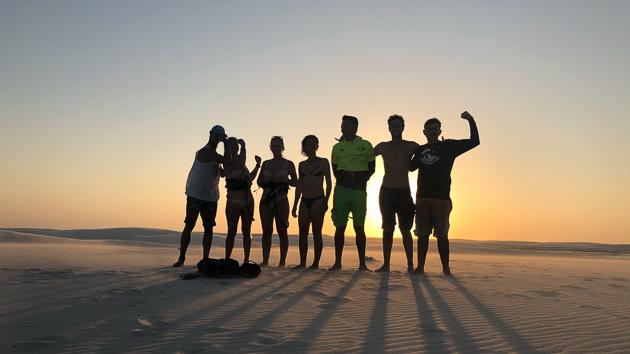 Des souvenirs inoubliables pour un kite trip unique au Brésil