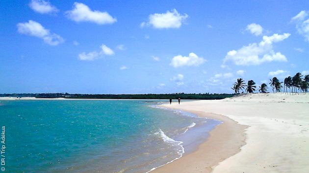 Des spots de kite de rêve pour ce kitesurf camp réservée aux filles à Lagoinha, au Brésil