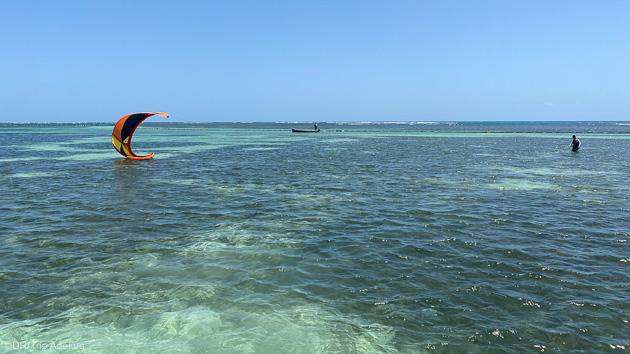 Vos vacances kitesurf de rêve en Martinique