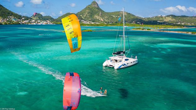 Votre catamaran tout confort pour un séjour de rêve aux Caraïbes
