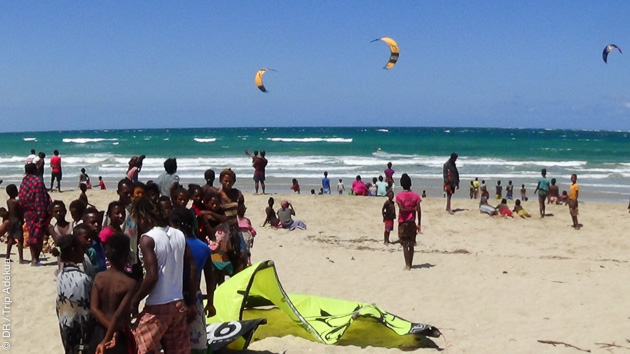 Rencontres avec les Malgaches pendant ce trip kitesurf sur les spots entre Tuléar et Fort Dauphin