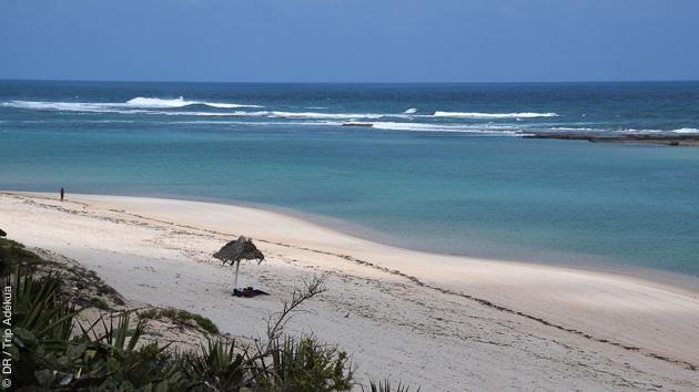 De sublimes paysages à sillonner à la recherche du spot de kite idéal à Madagascar