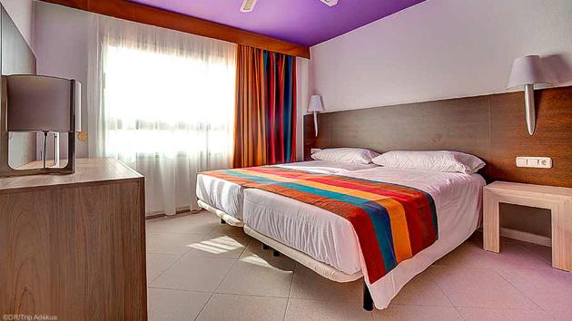 Votre hébergement tout confort en hôtel 4 étoiles