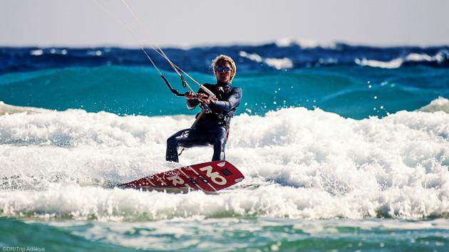 Un séjour kitesurf de rêve à Sotavento