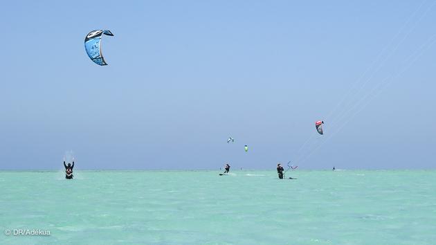 stage de kitesurf en regypte