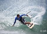 Au Pérou, les conditions de kitesurf waveriding sont exceptionnelles - voyages adékua