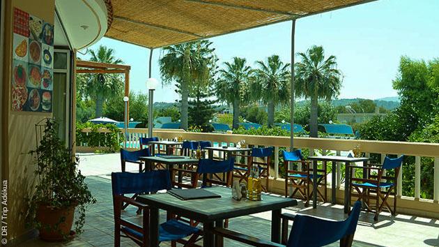 Votre hébergement tout confort à Rhodes en Grèce