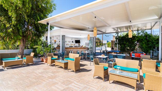 Votre hôtel tout confort rénové pour un séjour kitesurf à Rhodes