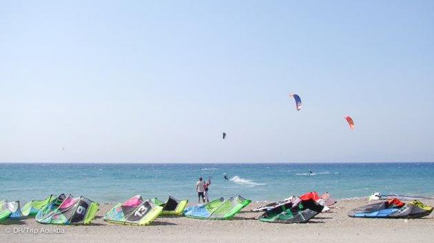 Votre séjour kitesurf pour progresser avec cours et hébergement