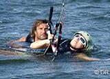 Deux stages de kitesurf sur mesure - voyages adékua
