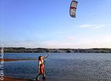 Vos cours de kitesurf dans les conditions parfaites de Lagoinha - voyages adékua