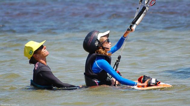 la lagune de Lagoinha est parfaite pour votre stage de kitesurf au Brésil