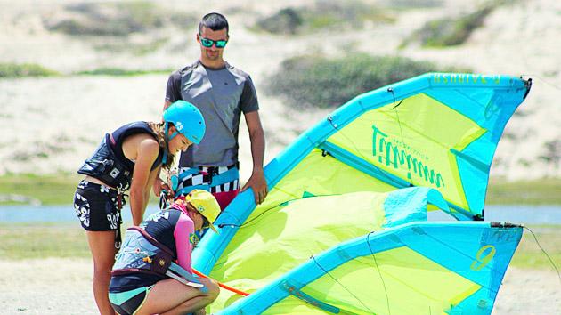 des plages magnifique pour votre trip kite au brésil