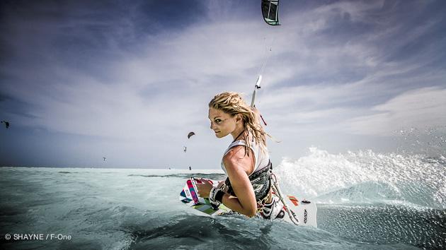 Le spot parfait pour bronzer et kitesurfer est Zanzibar