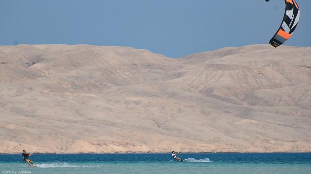 Votre séjour kitesurf all inclusive en Egypte