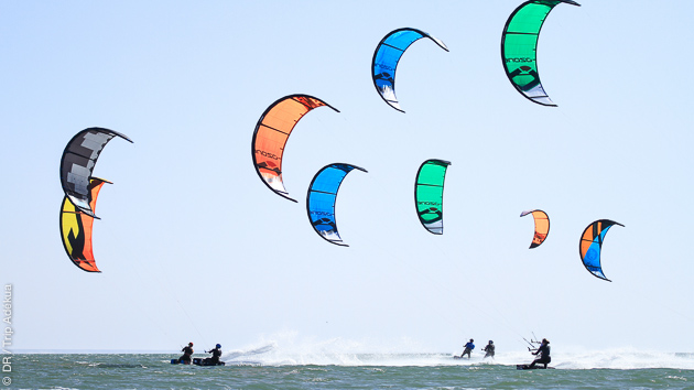 Un séjour de rêve à Dakhla au Maroc pour progresser en kite
