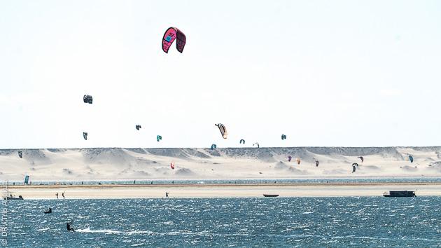 Des conditions idéales pour progresser en kitesurf à Dakhla