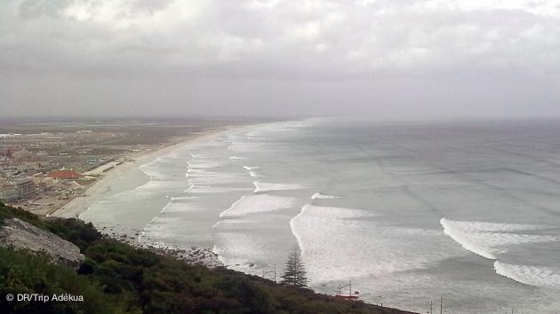 le spot de Kitesurf de Muizenberg en Afrique du Sud