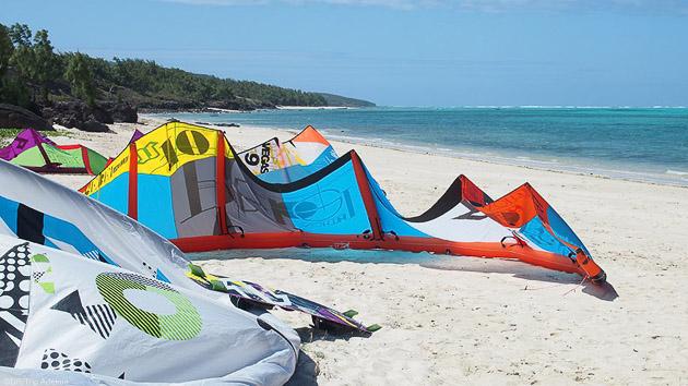 Votre hébergement en hôte tout confort face aux spots à Rodrigues