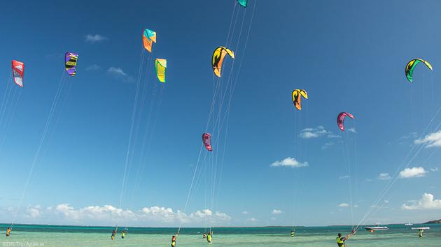 Votre séjour kitesurf sur l'île paradisiaque de Rodrigues
