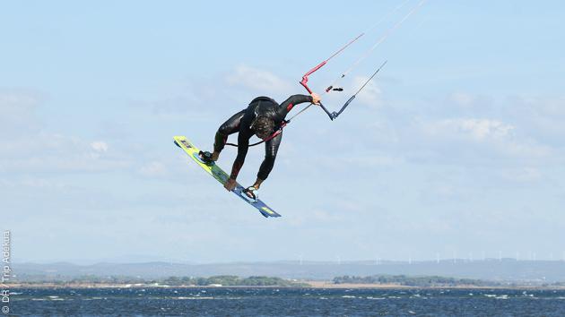Initiation ou coaching kite, en cours semi-privés, adaptés à votre niveau