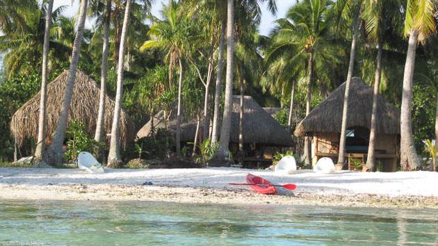 Découvrez les plus beaux spots de kitesurf de Polynésie