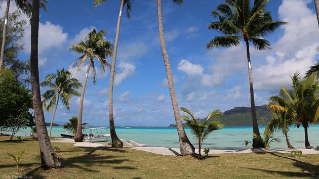 Un séjour inoubliable entre sessions kitesurf et découverte de la Polynésie