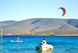 Votre séjour kite en Grèce avec cours et matériel à volonté ! - voyages adékua