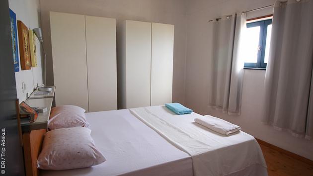 Pour votre séjour kitesurf à Boa Vista, vous êtes logé en appartement  au coeur du village de Sal Rei