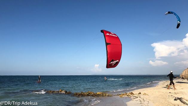 Un séjour kitesurf unique sur le spot de Puerto Velero en Colombie