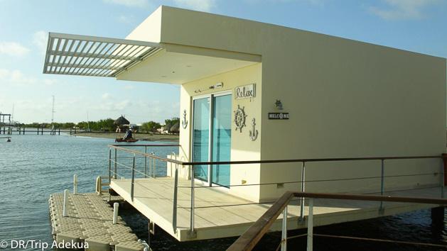 Votre bungalow tout confort à Puerto Velero en Colombie