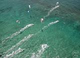 Un immense lagon à explorer en kitesurf - voyages adékua