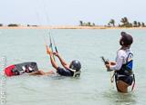 Vous logez face au spot d'Ilha do Guajiru - voyages adékua