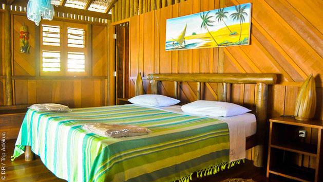 Votre hébergement tout confort en bungalow au Brésil