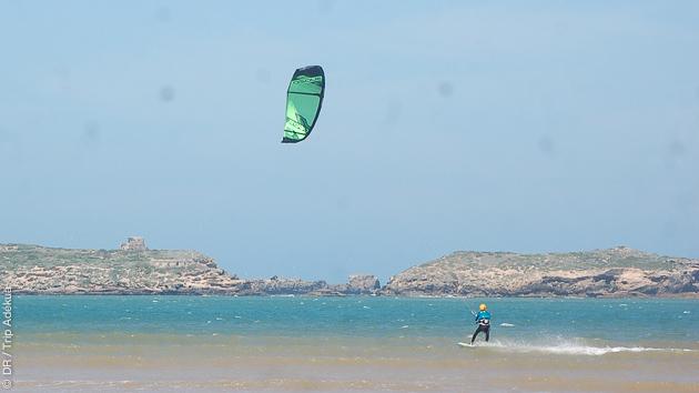 Une semaine pour naviguer en kite à Essaouira, avec location de matériel comprise