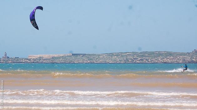 Un hébergement en hôtel tout confort pour ce séjour kitesurf avec matos à Essaouira