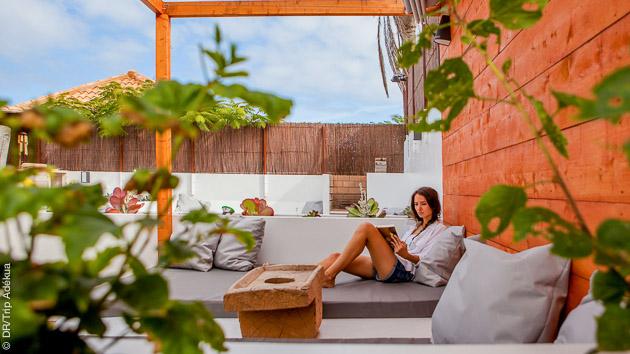 Détente entre vos sessions kite au sein de la surf house, de nombreuses activités vous attendent à Fuerteventura