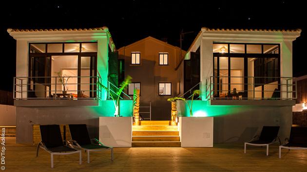 Vous êtes hébergé dans une suite de notre surf house pour ce stage kitesurf à Fuerteventura