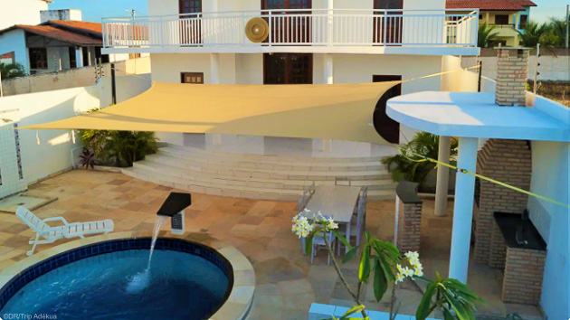 Une grande villa tout confort sélectionnée pour votre séjour kitesurf entre amis ou en (grande) famille